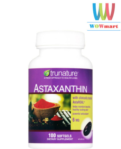 Trunature-Astaxanthin-6mg