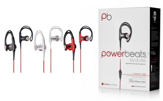 Tai nghe In-ear: PowerBeats