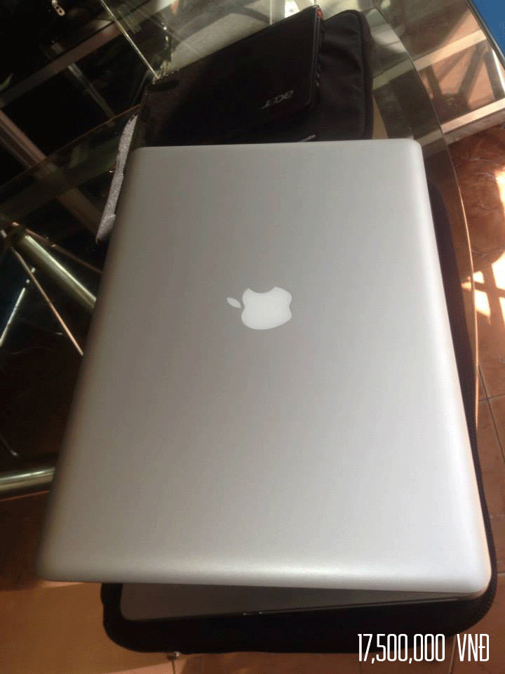 laptop Macbook pro MC723 (late 2011), i7, 8G, 750G, Ati 6750, giá rẻ