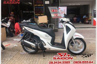 Hình ảnh xe SH VN 2017 độ combo 300i đẳng cấp cực ngầu tại Shop SH Sài Gòn