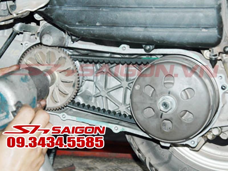 Shop sh saigon chuyên độ làm nồi cho xe sh,airblade,sh ý , nvx 125 155, vario , click thái , sh mode giá rẻ tại TPHCM
