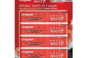 Colgate-Optic-White-186ml-x5