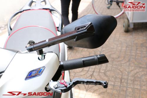cửa hàng đồ chơi trang trí xe máy 2banh scooter tân trang xe sh việt nam sơn sporty bao taybaracuda tay thắng Rizoma kính hậu Rizoma trang trí sh italia 2015 2016