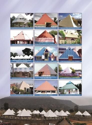Các hình ảnh kim tự tháp khắp mọi nơi trên thế giới