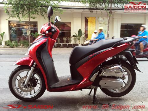 địa chỉ đồ chơi trang trí xe máy 2banh scooter tân trang xe sh việt nam sơn sporty bao taydomino tay thắng crg kính hậu koso trang trí sh italia 2015 2016