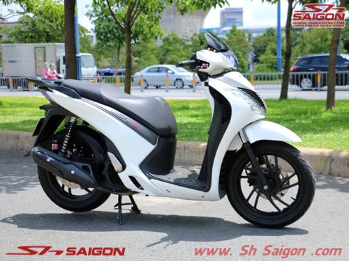 cửa hàng đồ chơi trang trí xe máy 2banh scooter độ xe sh việt nam sơn sporty bao taybaracuda tay thắng Rizoma kính hậu elise trang trí sh italia 2015 2016