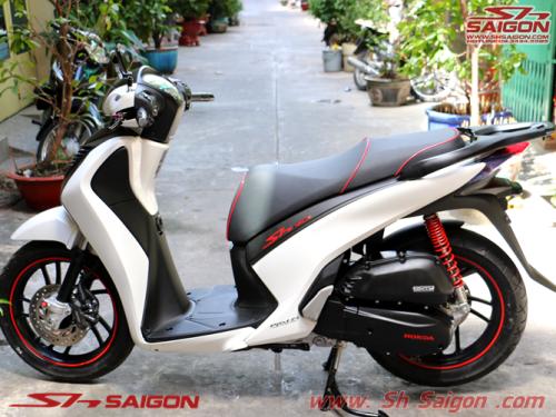 Shop đồ chơi trang trí xe máy 2banh scooter sơn sửa xe sh việt nam sơn sporty bao taydomino tay thắng bikers kính hậu Rizoma trang trí sh italia 2015 2016