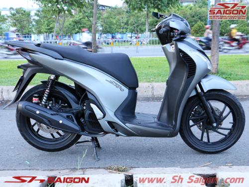 cửa hàng đồ chơi trang trí xe máy 2banh scooter độ xe sh việt nam sơn sporty bao taybaracuda tay thắng Rizoma kính hậu Rizoma trang trí sh italia 2015 2016