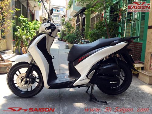 Shop đồ chơi trang trí xe ex 2banh scooter trang trí xe sh việt nam sơn sporty bao taydomino tay thắng bikers kính hậu Rizoma trang trí sh italia 2015 2016