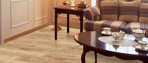 sàn gỗ cao cấp với vân gỗ mô phỏng sàn gỗ Sồi tự nhiên